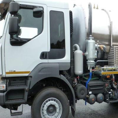 Vac 2000 and 3000 Liquid Waste Vacuum Tankers 7.5 - 32 Ton