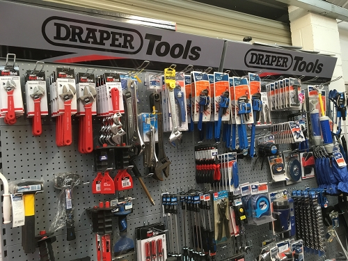 Draper Tools 10% Saving!
