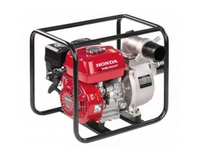 Honda WB30 Water Pump in Carry Frame