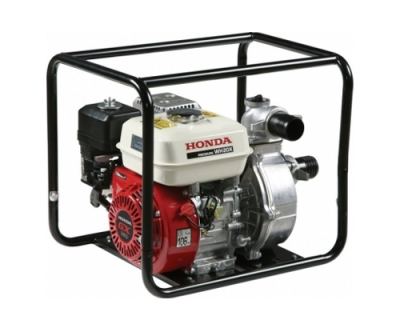 Honda WH20 Water Pump in Carry Frame